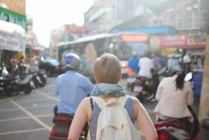 Backpacker travel guide, grow as a person while travelling