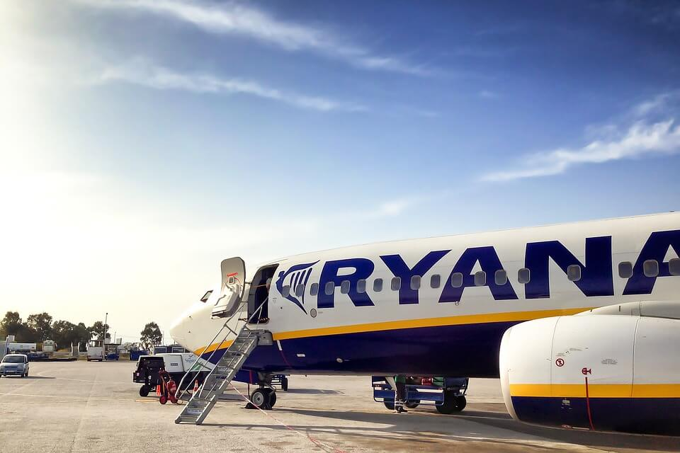 ryanair lowcost airline