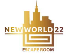 New World 22 escape room Warsaw, logo