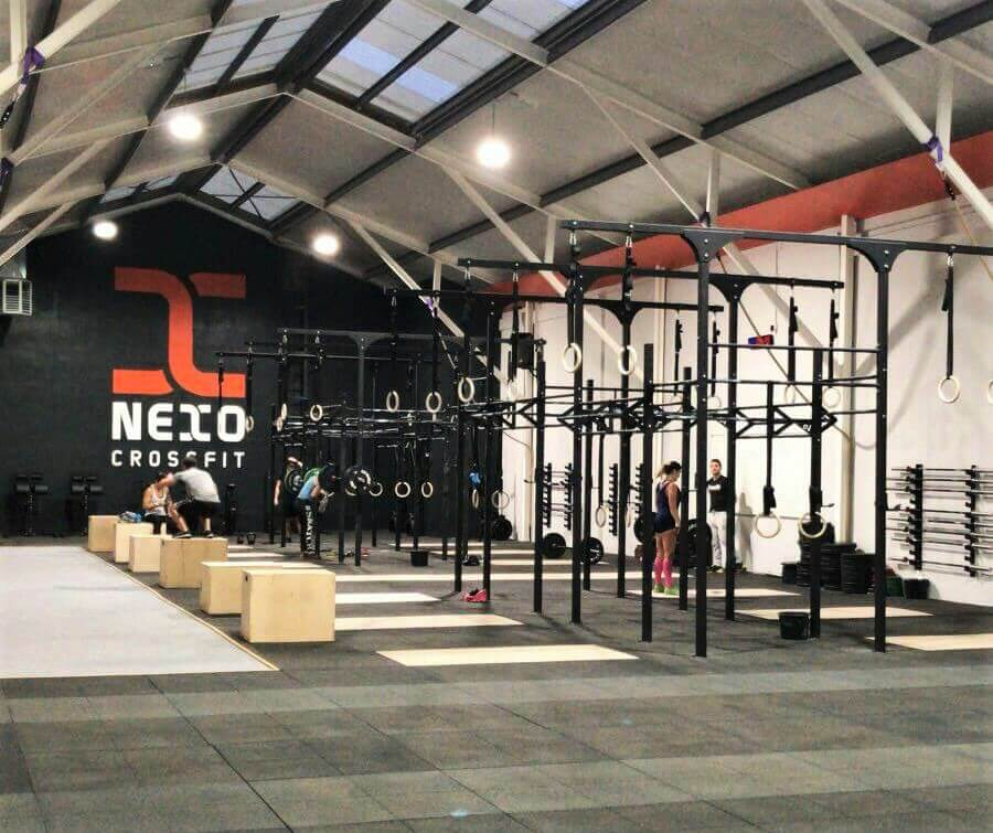 Nexo crossfit in Valencia
