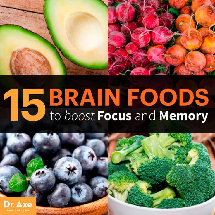 15 best foods to improve your memory