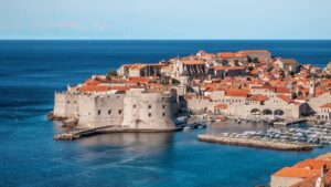 Weekend in Dubrovnik panorama