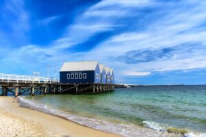 Houses on the water, attractions in Western Australia