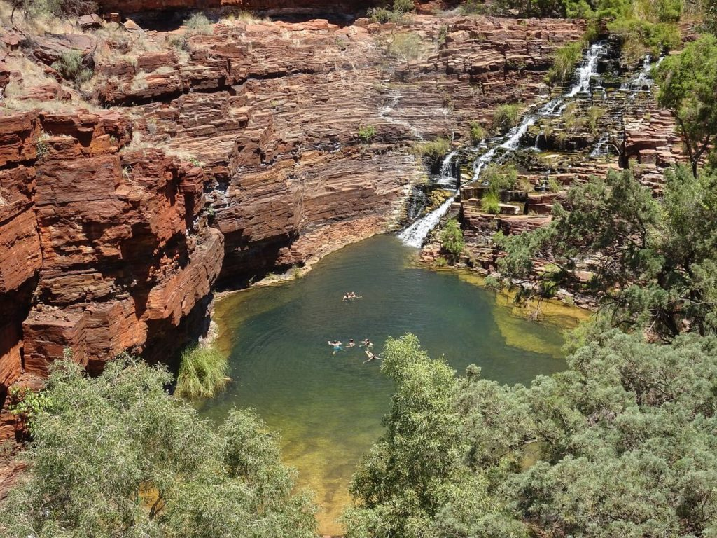 Lake, attractions in West Australia