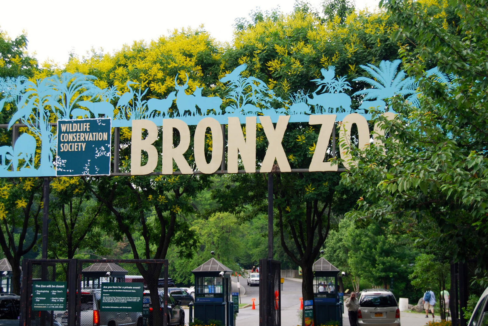 Bronx zoo visit NYC in 3 days