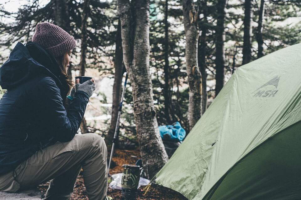 Camping trip for couples guide on things to bring