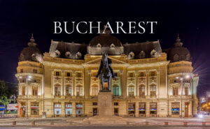 Bucharest central square, 2-day itinerary