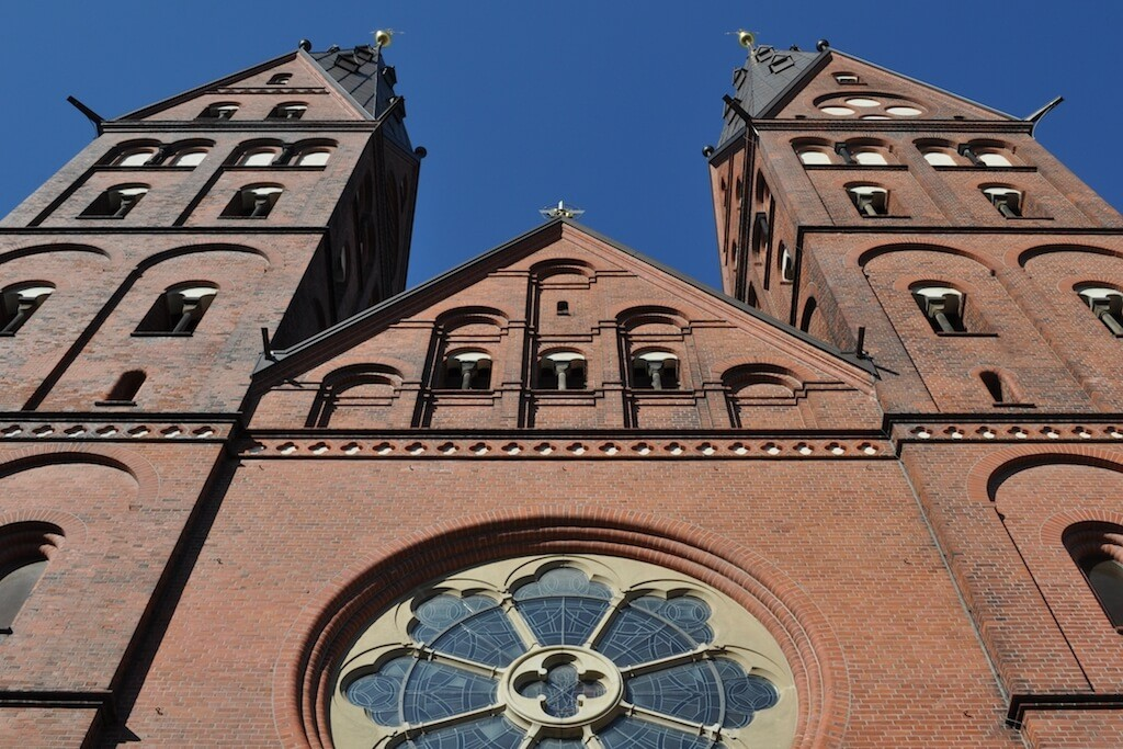 Marienkirche in Hamburg, 3 day itinerary