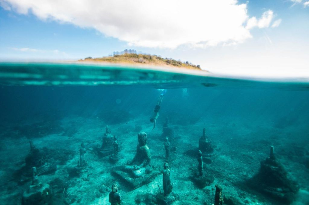 Underwater museum in Bali 7-day vacations
