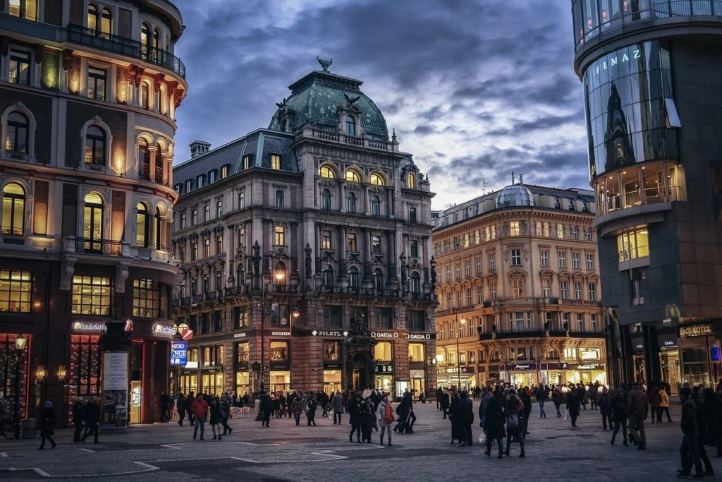Vienna city 1-, 2- or 3-day itinerary, things to do in a weekend