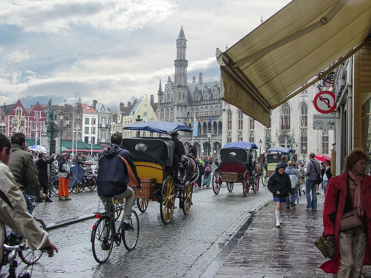 Medieval old town of Bruges, things to do in 2 days