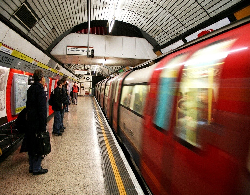 London tube, best ways to get from Heathrow airport to the city
