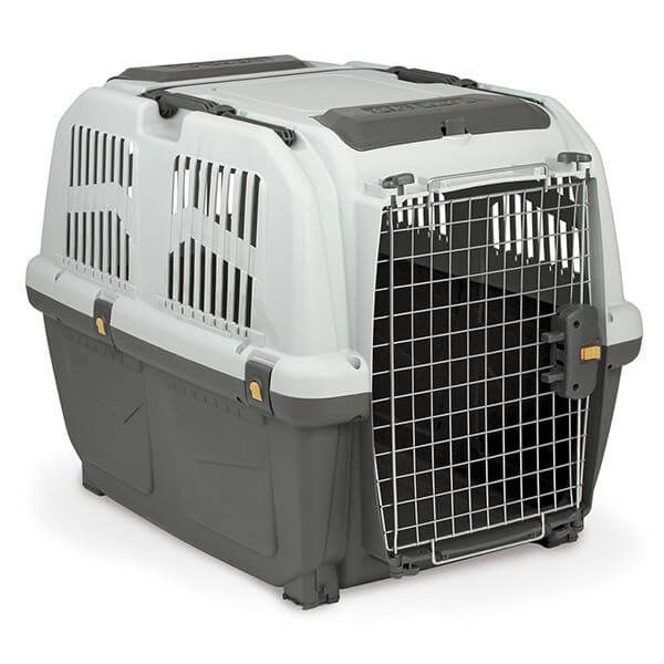 Crate box for traveling with your pet