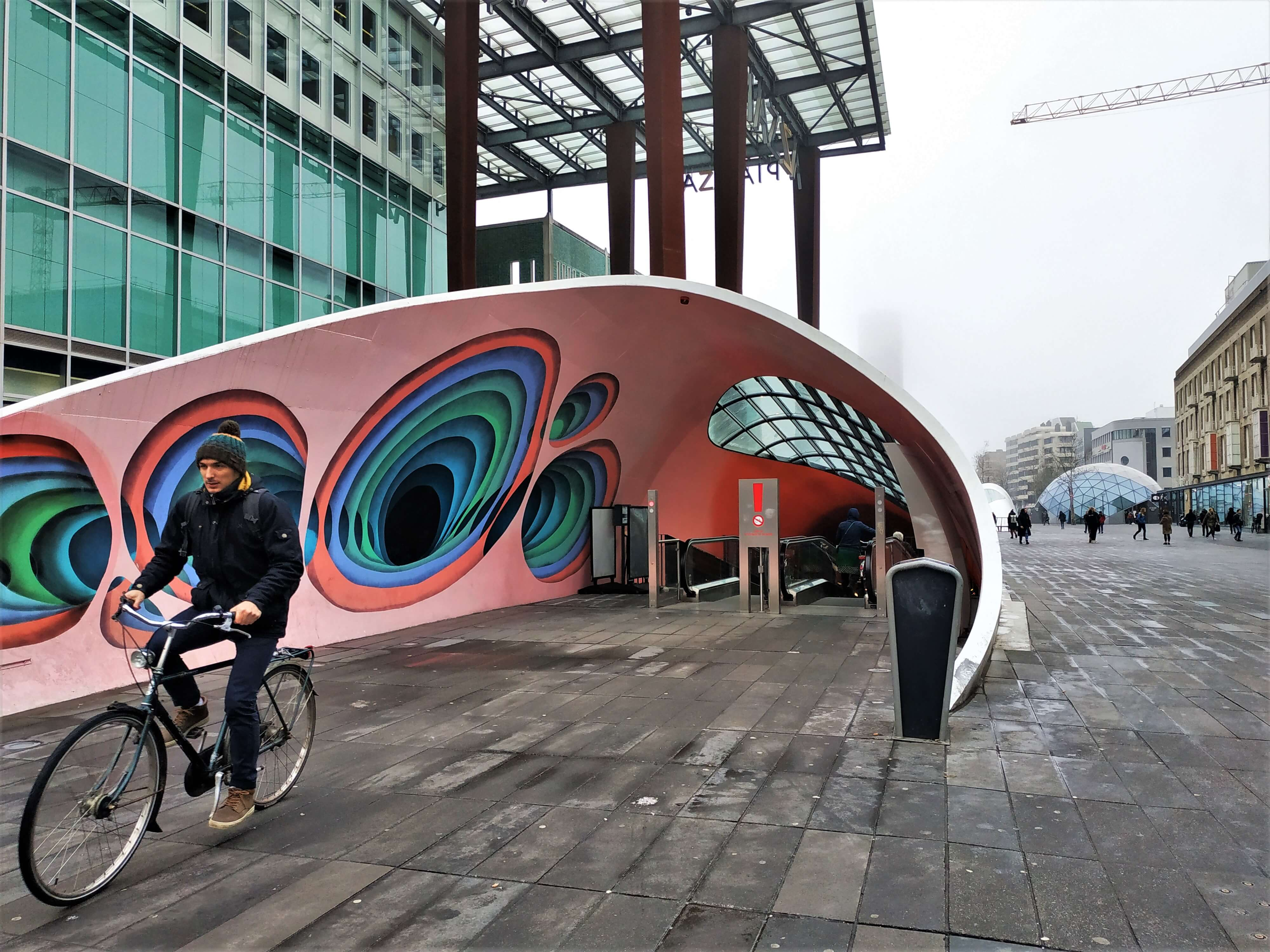 Modern architecture in Eindhoven, things to do