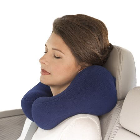 travel pillow to pack to a carry-on bag