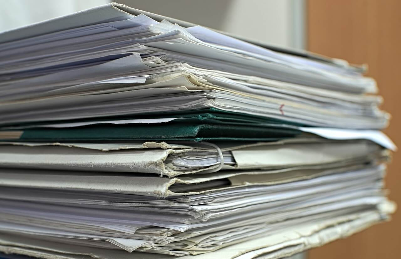 Documents and papers when studying abroad