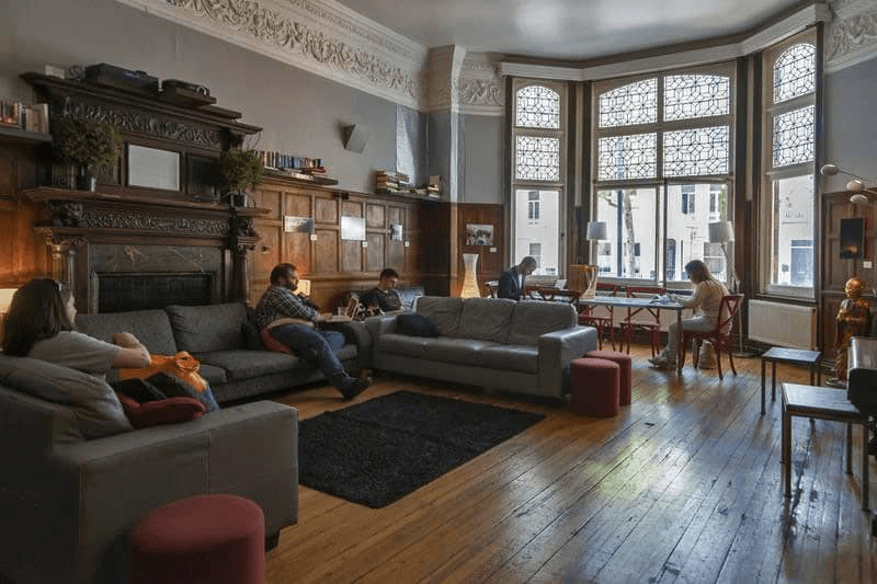 Cheap hotel in central London