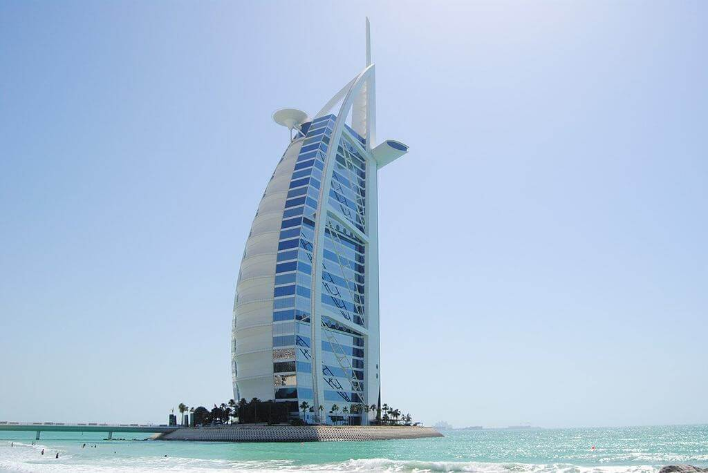 Burj al Arab, attractions in Dubai