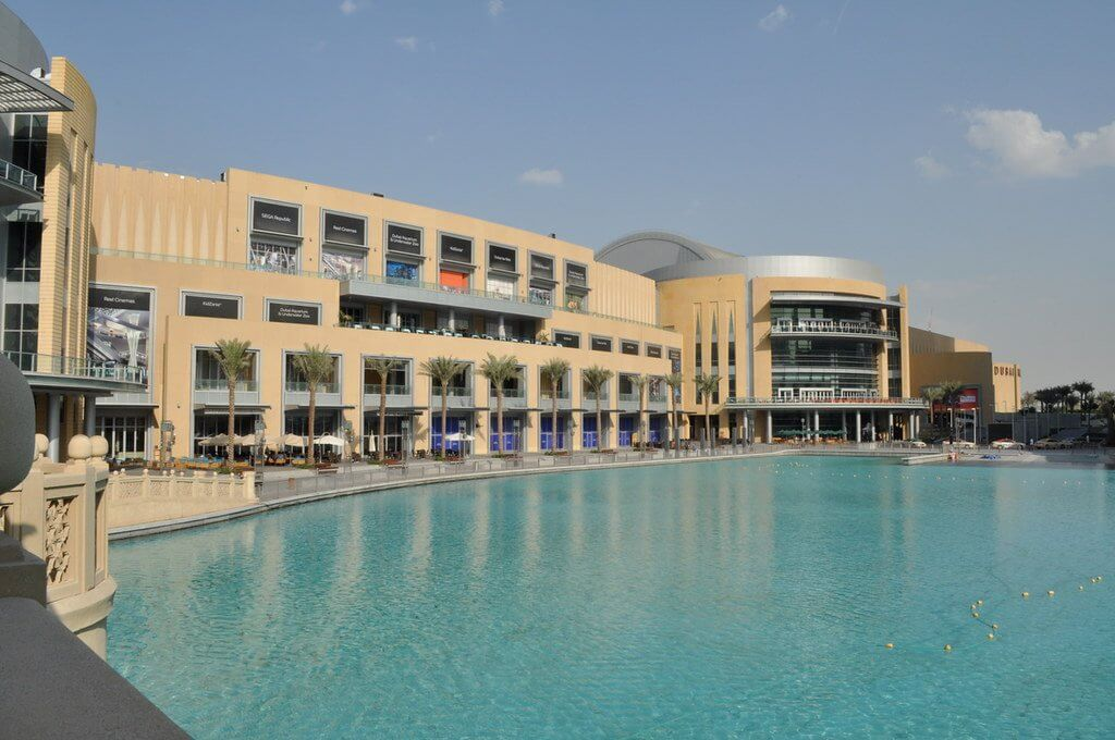 Dubai mall, things to do in 2 days