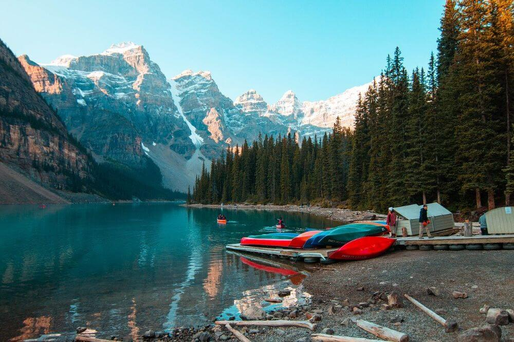 nature in Banff, Canada attractions