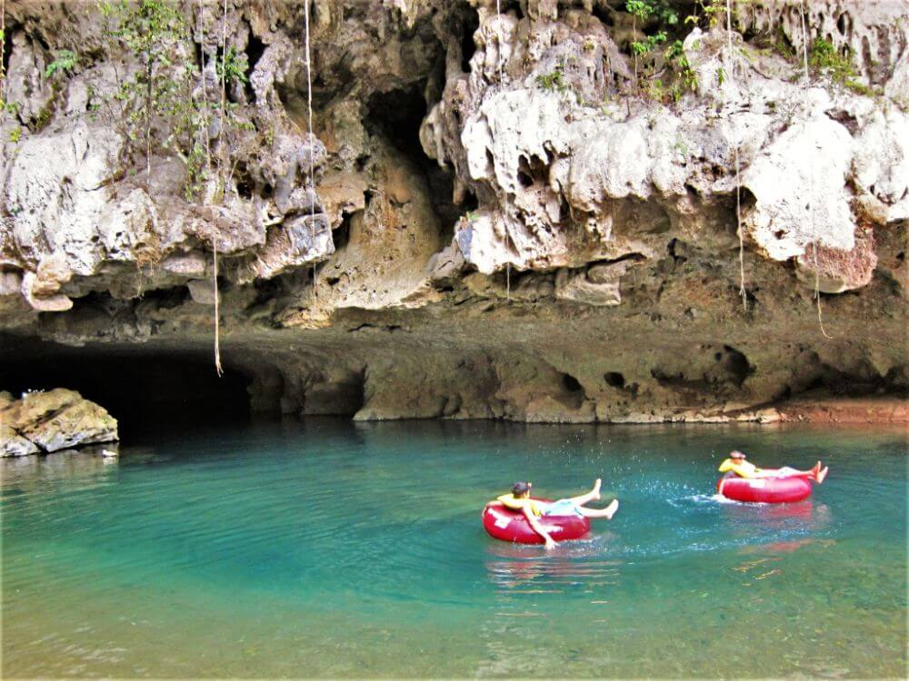 Cave tubing tour in Belize, things to do on a budget