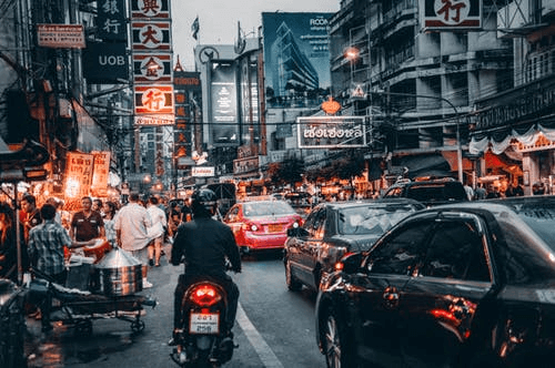 Thailand city lights, things to do