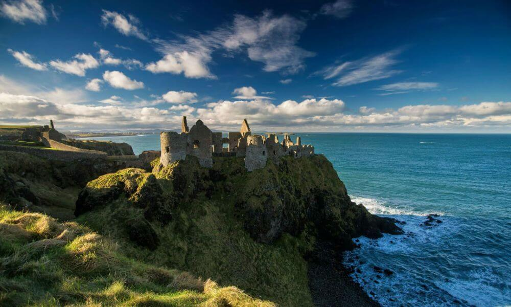 Causeway coastal route in the northern ireland, natural places for road trips