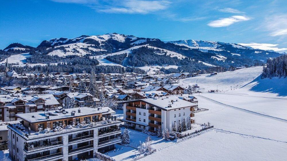 Kirchberg in Austria, places to visit on winter holidays