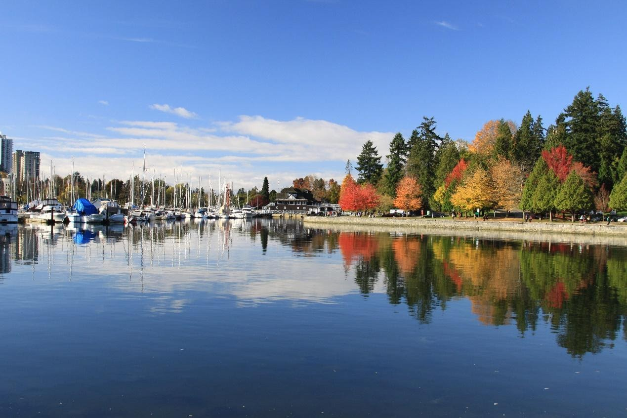 Stanley park in Vancouver, things to do in a weekend