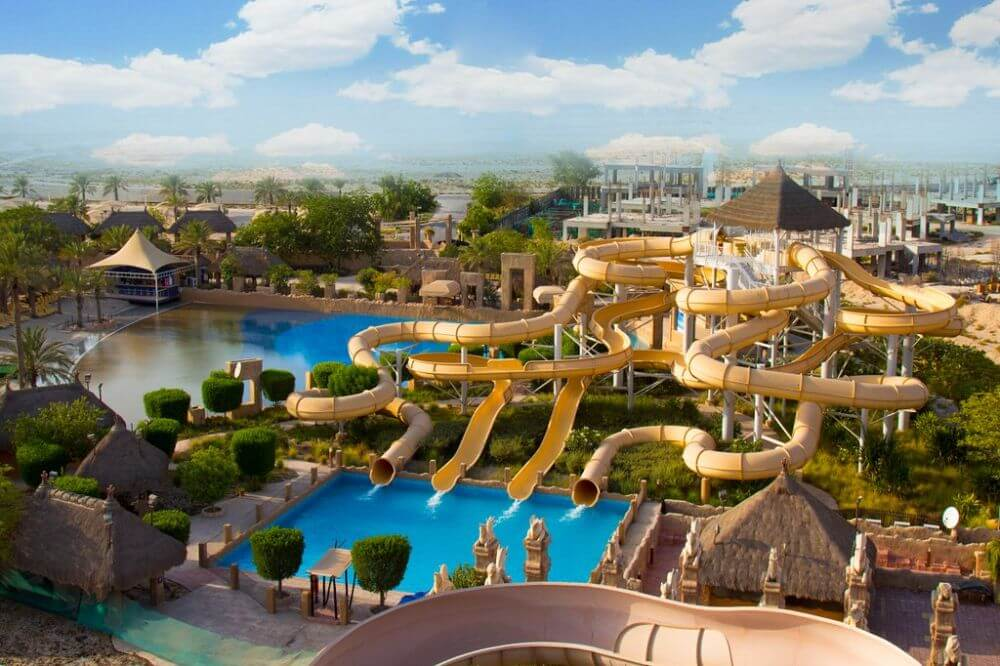 Lost Paradise of Dilmun, water park in Bahrain