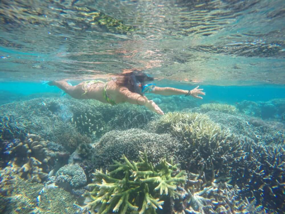 Jaco Island in East Timor, great hidden gem to visit in Southeast Asia