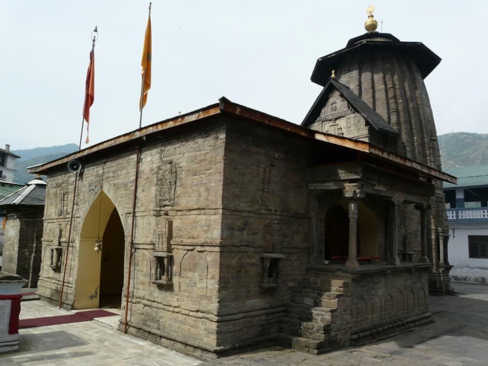 Lakshmi Narayan temple in Chamba, Himachal Pradesh